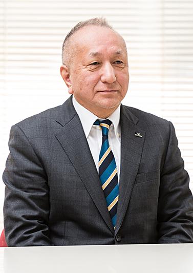 CEO Keiji Nishimoto