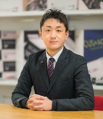 代表取締役社長 吉川 大亮